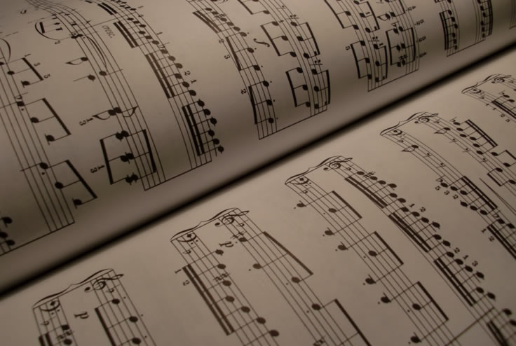 Sheet Music at Musicality